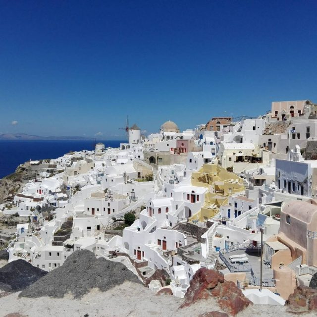santorini with toursoncrete yourtravelguideoncrete creteinfo crete